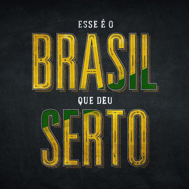 Brasil que deu Serto