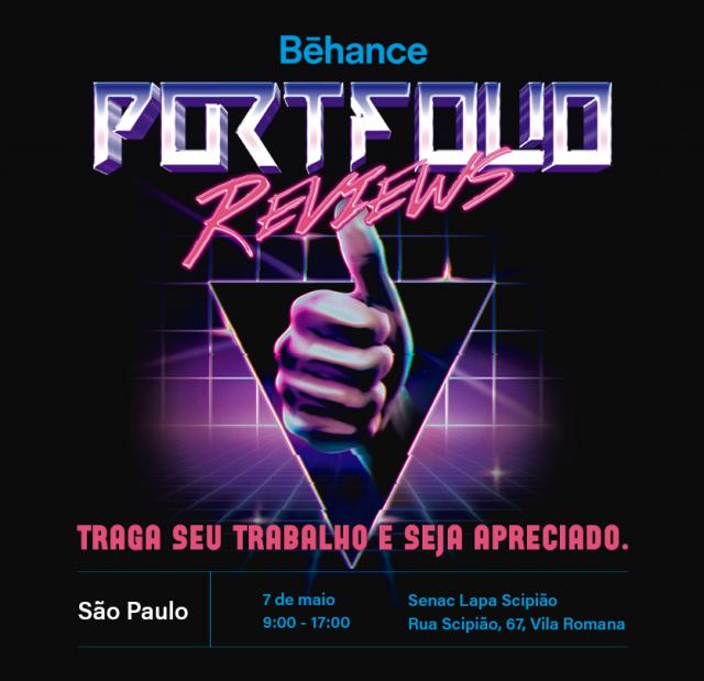 Behance Portfolio Reviews 9 - SP