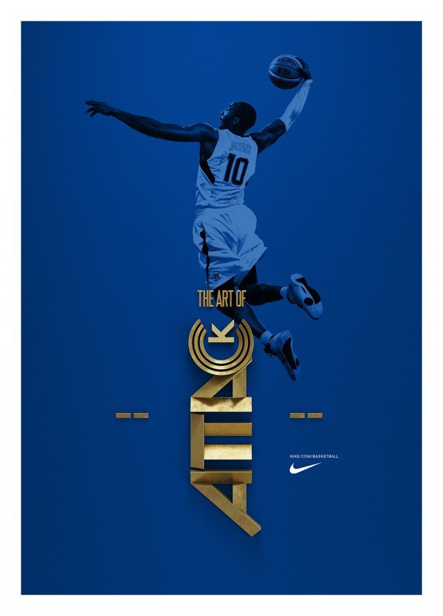 Nike - Art of Attack