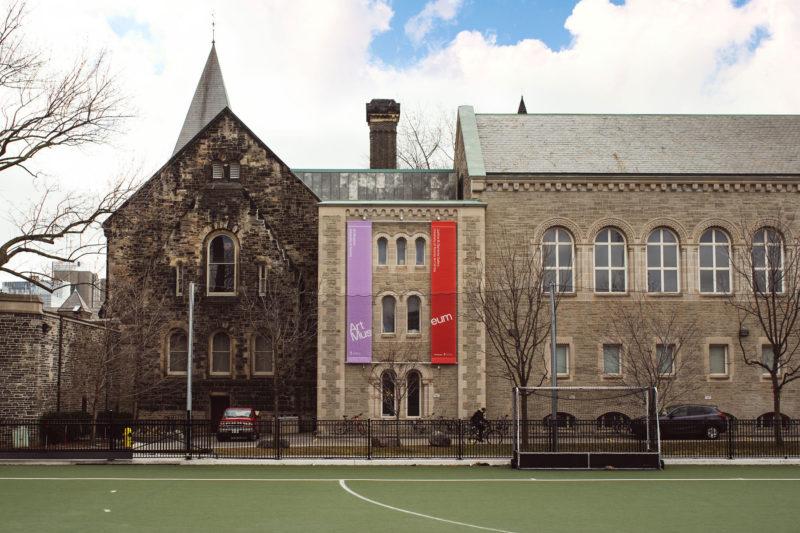 Boteco Design - identidade do Art Museum - University of Toronto