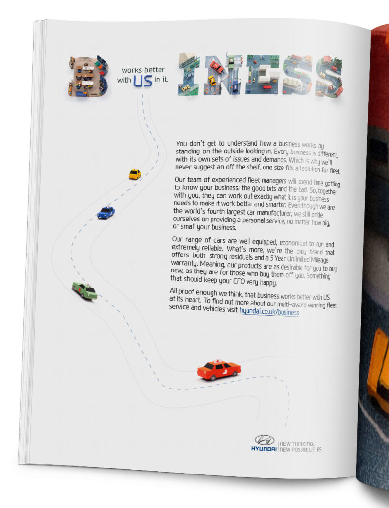 Boteco Design - Hyundai lettering