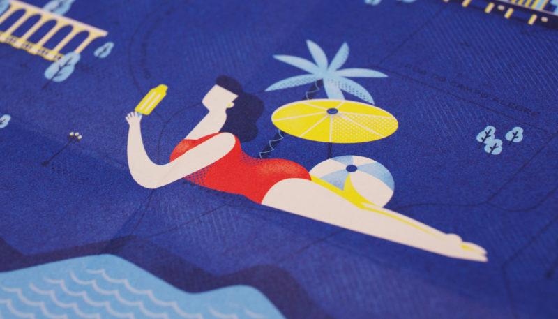 Elen Winata - Everybody Loves Porto - Identidade Visual - Boteco Design