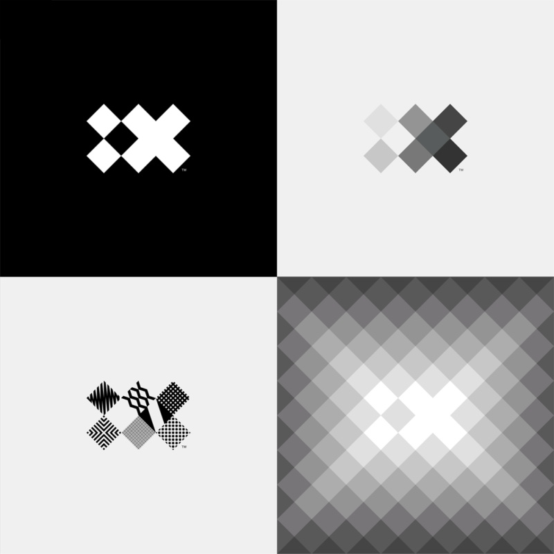 IBM iX - logo identidade visual - Boteco Design