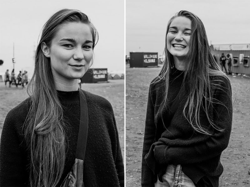 Johanna Siring - Roskilde Festival - Fotografia - Boteco Design
