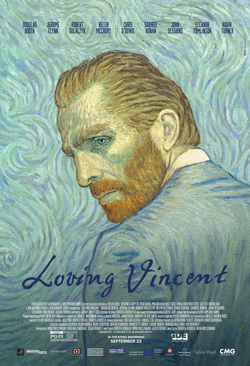 Loving Vincent - Boteco Design