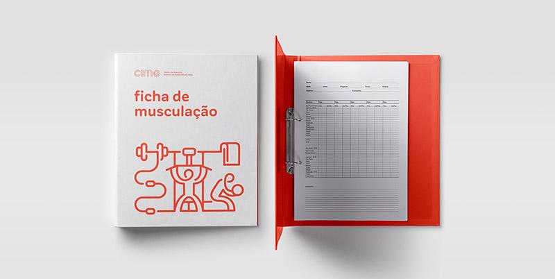 Cime - Saúde, Bem Estar, e uma belíssima Identidade Visual e Branding - Boteco Design