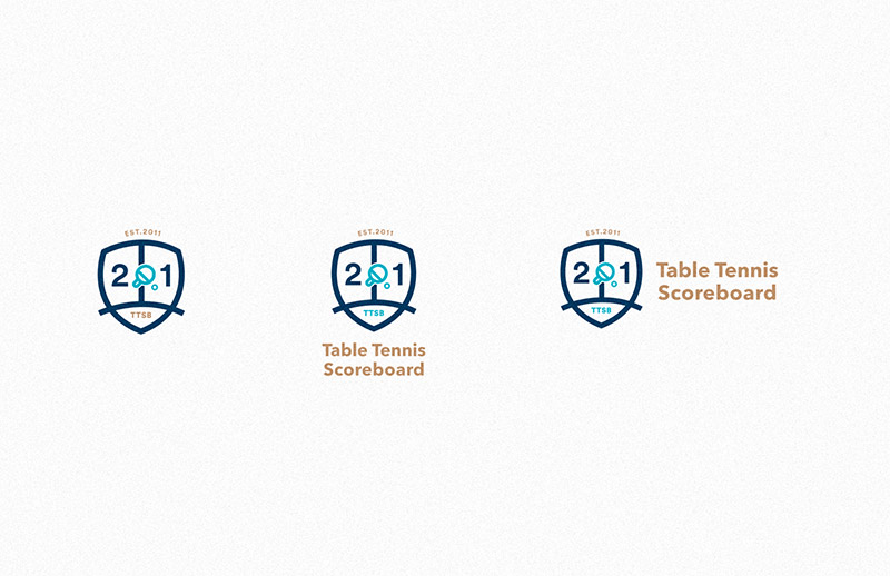 Table Tennis Scoreboard - Estúdio 86 - Boteco Design