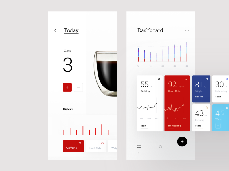 Design de Interfaces - UI - Boteco Design
