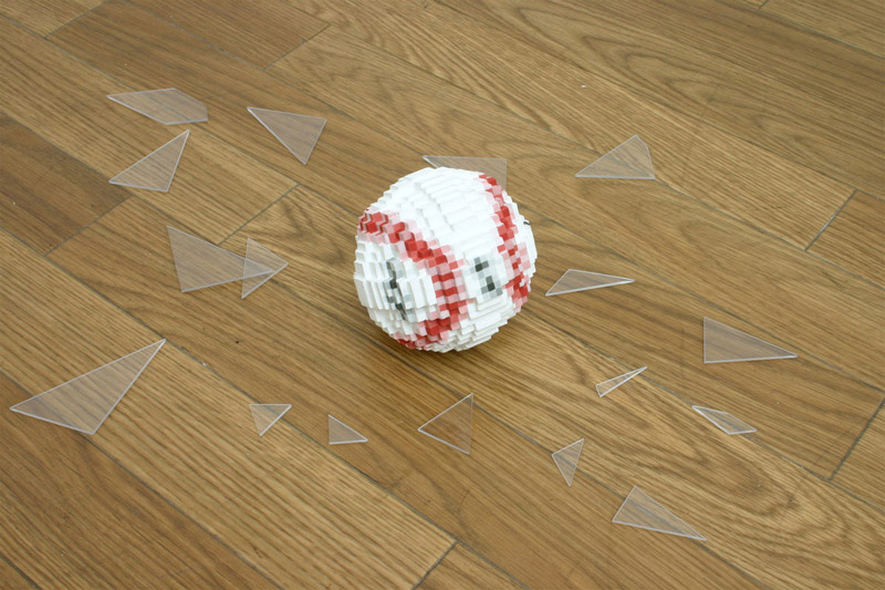 Toshiya Masuda: Cerâmica Pixelizada - Boteco Design