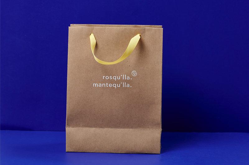 Rosquilla Mantequilla - Identidade Visual - Boteco Design