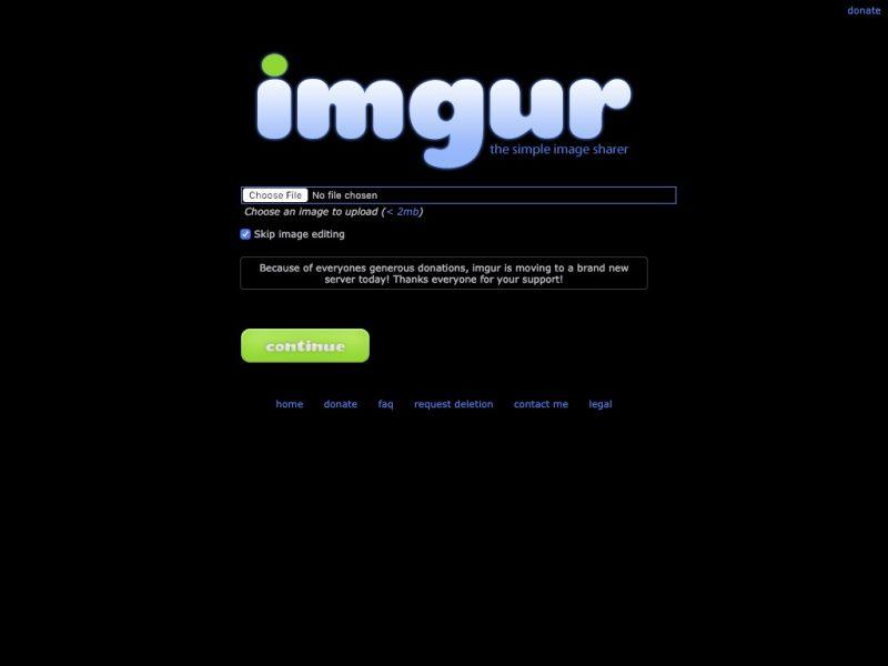 10 year challenge - sites imgur 2009