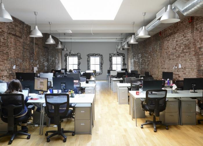 Escritórios criativos inspiração decoração arquitetura - Boteco Design