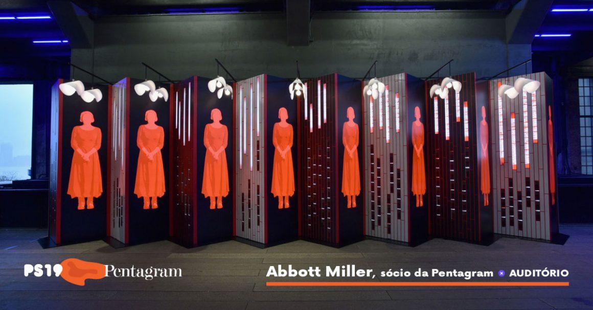 Pixel Show 2019 - Abbot Miller Pentagram - David Carson - Boteco Design