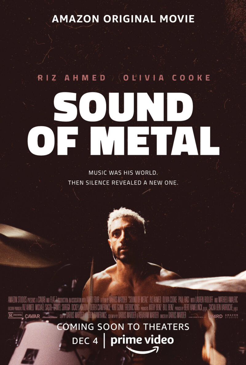 Sound of Metal - Poster - Boteco Design